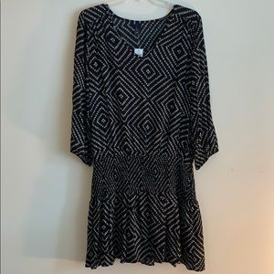 GAP - nwt, drop waist tunic shirt/dress, M
